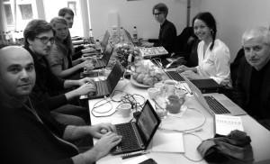 Hackathon 16 Januar 2015