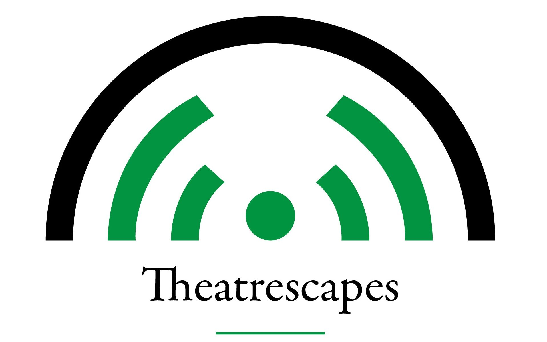 Theatrescapes Podcast Logo