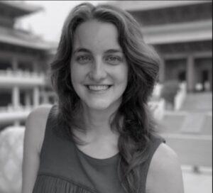 Theatre Historian Rebecca Sturm (photo: private)